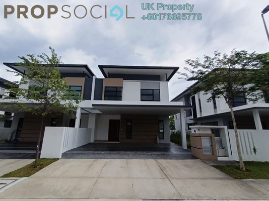Semi-Detached For Sale in Cheria, Tropicana Aman Freehold Semi Furnished 4R/5B 1.46m