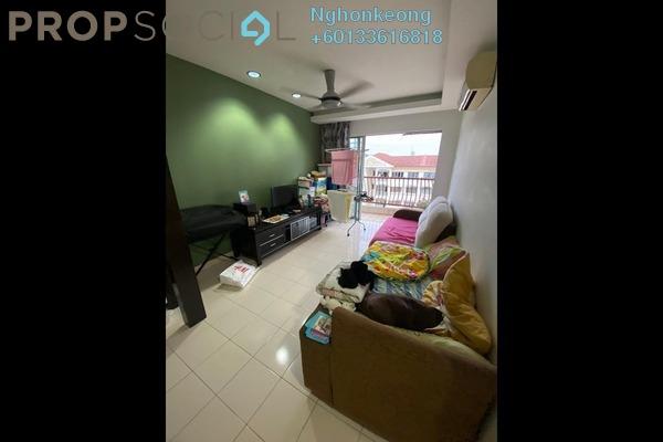 Condominium For Rent in Casa Puteri, Bandar Puteri Puchong Freehold Fully Furnished 3R/2B 1.5k