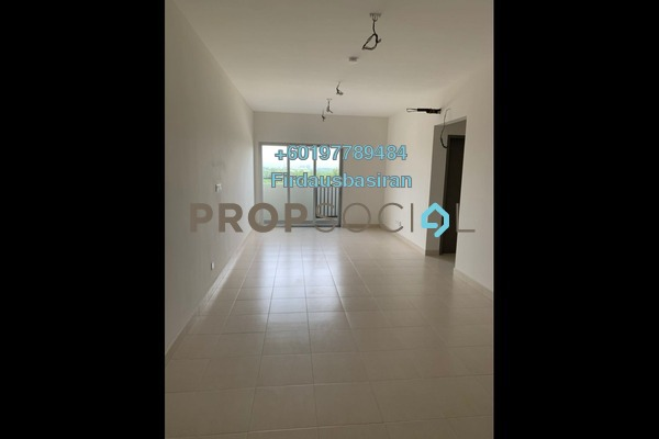 Apartment For Sale in Triana @ Tropicana Aman, Telok Panglima Garang Freehold Unfurnished 3R/2B 496k