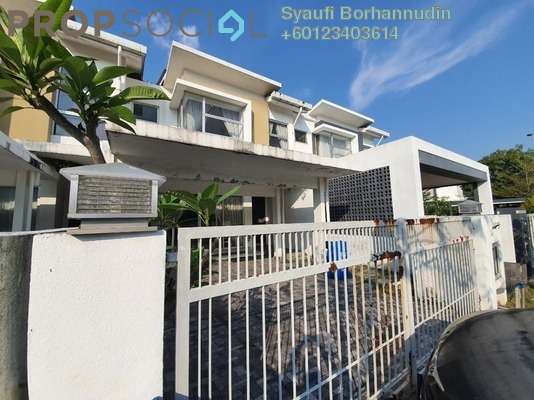 Terrace For Sale in Spira, Alam Impian Freehold Unfurnished 4R/4B 750k