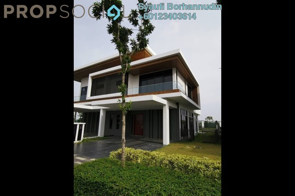 Semi-Detached For Sale in Monterey @ Eco Sanctuary, Telok Panglima Garang Freehold Unfurnished 4R/5B 1.8m