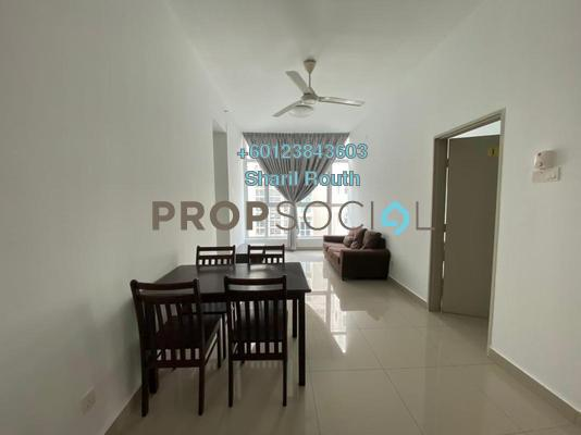 Condominium For Rent in Mutiara Ville, Cyberjaya Freehold Fully Furnished 4R/4B 1.5k