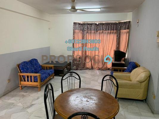Apartment For Rent in Pangsapuri Angsana, Subang Freehold Fully Furnished 2R/1B 1k