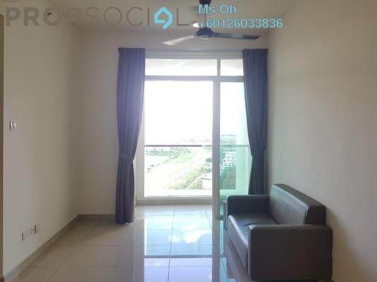 Condominium For Rent in Mutiara Ville, Cyberjaya Freehold Semi Furnished 3R/2B 1.2k