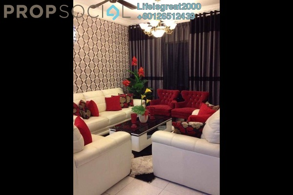 Terrace For Sale in BP14, Bandar Bukit Puchong Freehold Fully Furnished 4R/3B 615k