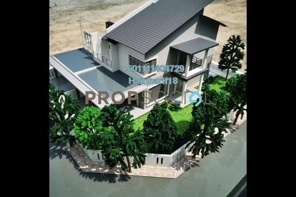 Terrace For Sale in Taman Changgang Jaya, Banting Freehold Unfurnished 4R/3B 440k