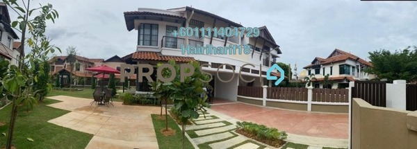 Bungalow For Sale in Tinta, Alam Impian Freehold Unfurnished 6R/7B 1.32m