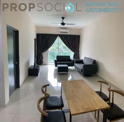Condominium For Rent in Lavender Residence, Bandar Sungai Long Freehold Fully Furnished 3R/2B 1.6k