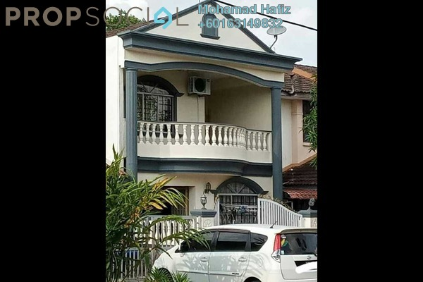 Terrace For Sale in Taman Mawar, Pasir Gudang Freehold Semi Furnished 4R/3B 390k