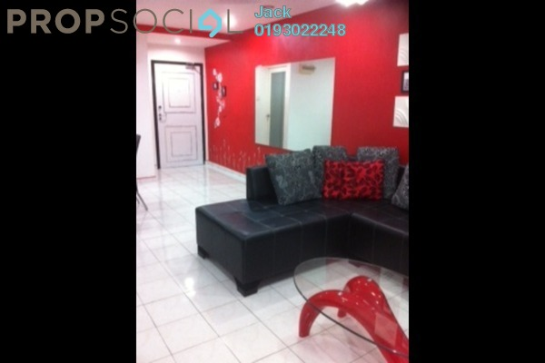 Condominium For Sale in Palm Spring, Kota Damansara Leasehold Semi Furnished 3R/2B 420k