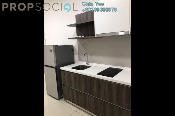 Condominium For Rent in Cerrado, Southville City Freehold Semi Furnished 2R/2B 1k