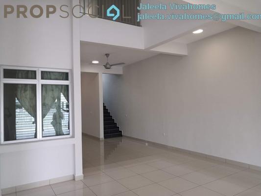 Terrace For Rent in Perennia, Bandar Rimbayu Freehold Semi Furnished 4R/4B 1.65k