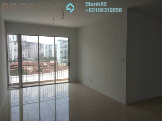 Condominium For Rent in PV18 Residence, Setapak Freehold Semi Furnished 3R/3B 1.8k