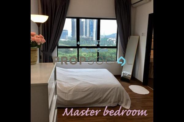Kondominium Untuk dijual di Changkat View, Dutamas Freehold Semi Furnished 3R/2B 520Ribu