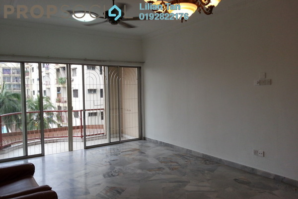 For Rent Condominium at Meadow Park 1, Old Klang Road Freehold Semi Furnished 3R/2B 1.5k