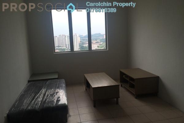 Condominium For Rent in Casa Subang, UEP Subang Jaya Freehold Fully Furnished 4R/2B 1.55k