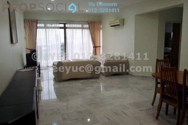 For Rent Condominium at Casa Vista, Bangsar Freehold Fully Furnished 2R/2B 2.6k