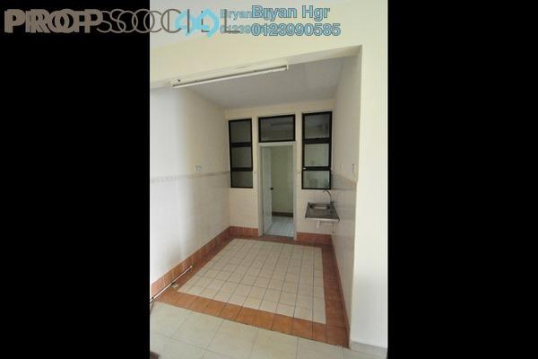 Condominium For Rent in Pelangi Utama, Bandar Utama Freehold Unfurnished 3R/2B 1.5k