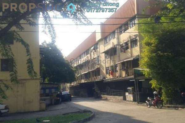 For Sale Apartment at SS13, Subang Jaya Leasehold Unfurnished 2R/1B 200k