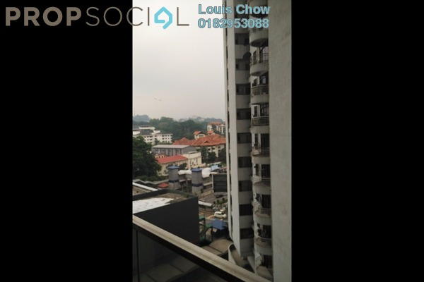 Condominium For Sale in Regalia @ Jalan Sultan Ismail, Kuala Lumpur Freehold Semi Furnished 0R/1B 500k