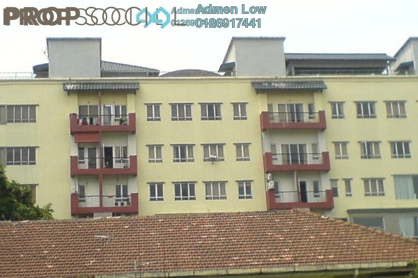 Serviced Residence For Rent in D-Villa Residence, Ampang Hilir Freehold Fully Furnished 1R/1B 1.8k