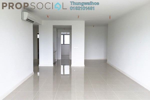 Condominium For Sale in The Westside Two, Desa ParkCity Freehold Semi Furnished 3R/3B 1.08m