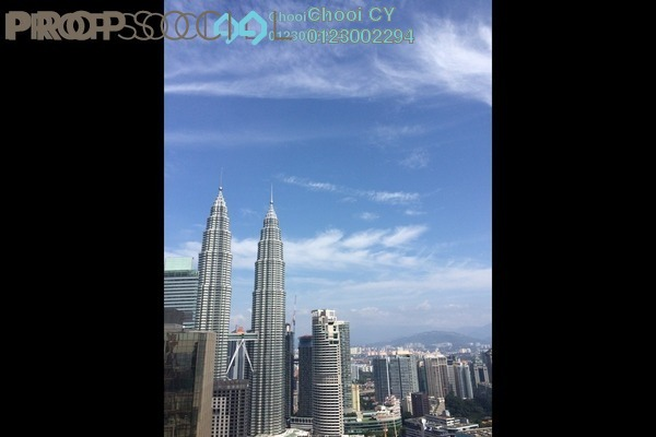 Serviced Residence For Rent in Vipod Suites, KLCC Freehold Fully Furnished 2R/2B 5.8k