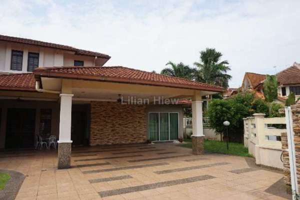 Semi-Detached For Sale in Section 8, Kota Damansara Freehold Semi Furnished 5R/5B 1.7m