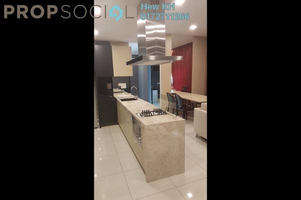 Condominium For Rent in Uptown Residences, Damansara Utama Leasehold Fully Furnished 2R/2B 2.5k