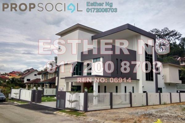 For Sale Bungalow at Taman Lestari Perdana, Bandar Putra Permai Freehold Semi Furnished 7R/7B 3m