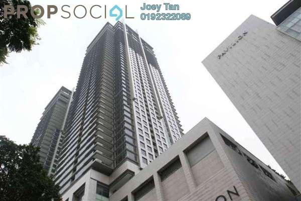 Condominium For Sale in Pavilion Residences, Bukit Bintang Leasehold semi_furnished 2R/2B 2.96m