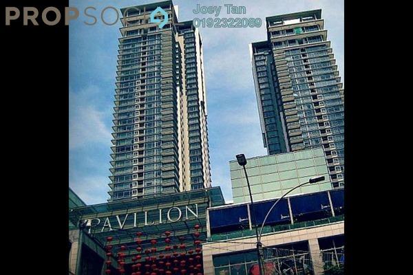Condominium For Sale in Pavilion Residences, Bukit Bintang Leasehold semi_furnished 3R/2B 2.88m