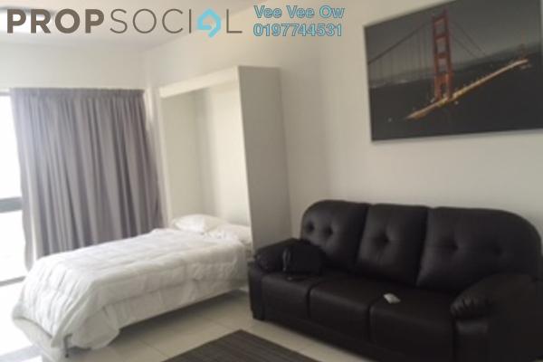 Condominium For Rent in Latitud 3, Petaling Jaya Leasehold Fully Furnished 1R/2B 1.8k