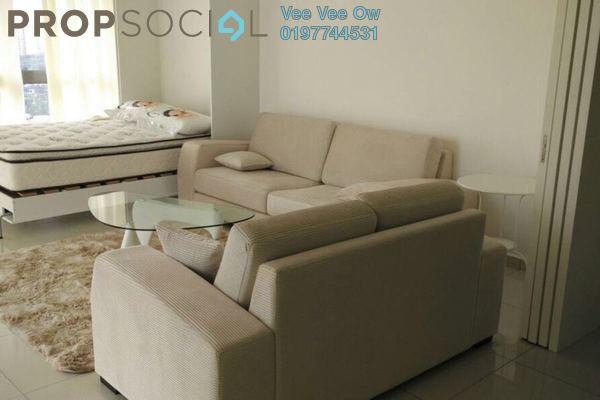 Condominium For Rent in Latitud 3, Petaling Jaya Leasehold Fully Furnished 1R/2B 2.7k