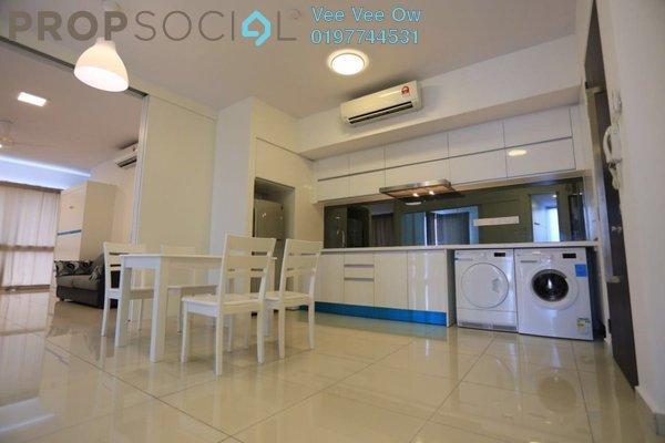 Condominium For Rent in Latitud 3, Petaling Jaya Leasehold Fully Furnished 1R/2B 2.5k