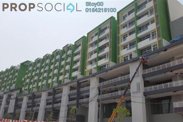 Condominium For Sale in Setia Tri-Angle, Sungai Ara Freehold Semi Furnished 3R/2B 640k