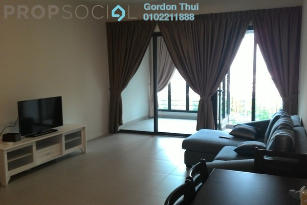 Serviced Residence For Sale in Jaya One, Petaling Jaya Leasehold Fully Furnished 2R/2B 800k