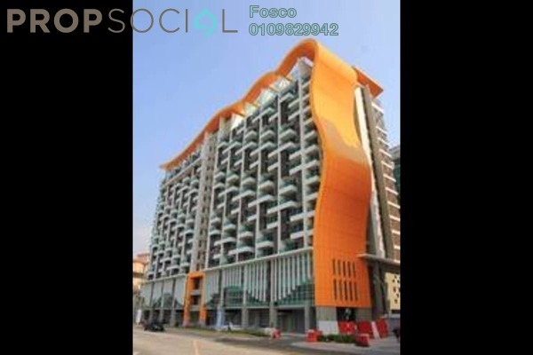 For Rent SoHo/Studio at Pacific Place, Ara Damansara Leasehold Unfurnished 1R/1B 1.1k