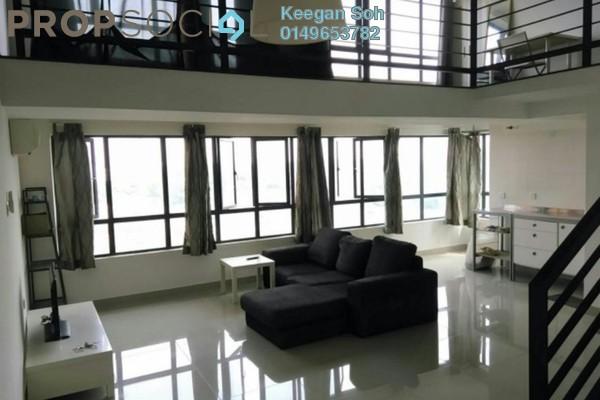 Serviced Residence For Rent in Subang SoHo, Subang Jaya Freehold Fully Furnished 1R/1B 1.9k