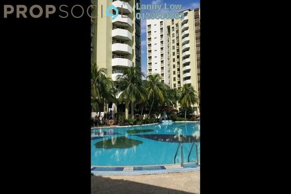 Condominium For Rent in Indera Subang, UEP Subang Jaya Freehold Semi Furnished 3R/3B 2.3k