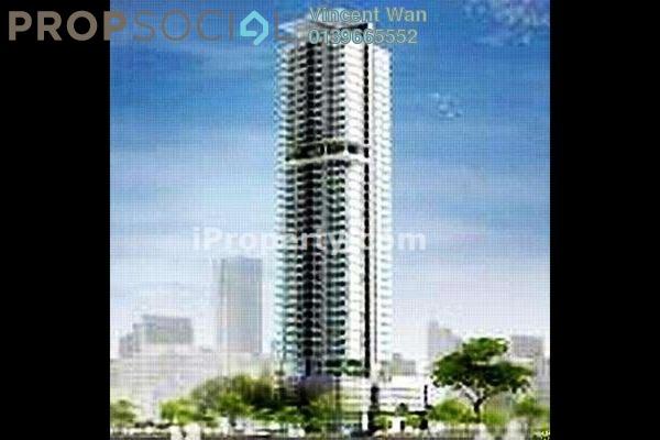 Condominium For Sale in 6 Ceylon, Bukit Ceylon Freehold Fully Furnished 2R/2B 1.5m