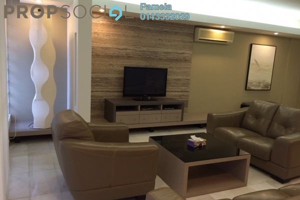 Duplex For Sale in Sri Kasturina, Bangsar Freehold Fully Furnished 3R/3B 1.7m
