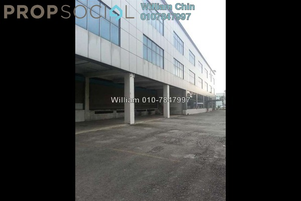 Factory For Sale in Hicom Glenmarie, Glenmarie Freehold unfurnished 0R/0B 28.8m