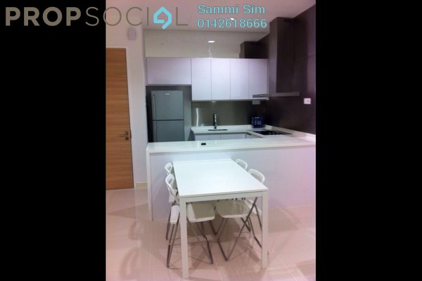 For Rent Serviced Residence at Camellia, Bangsar South Leasehold Fully Furnished 1R/1B 2.5k