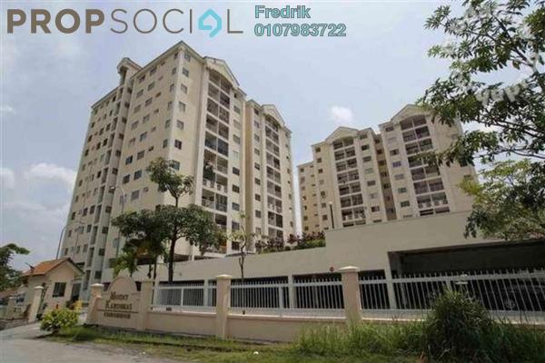 Condominium For Sale in Mount Karunmas, Balakong Leasehold Semi Furnished 3R/2B 285k