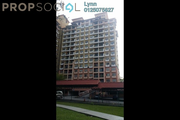 Apartment For Rent in Arena Green, Bukit Jalil Freehold Fully Furnished 3R/2B 1.5k