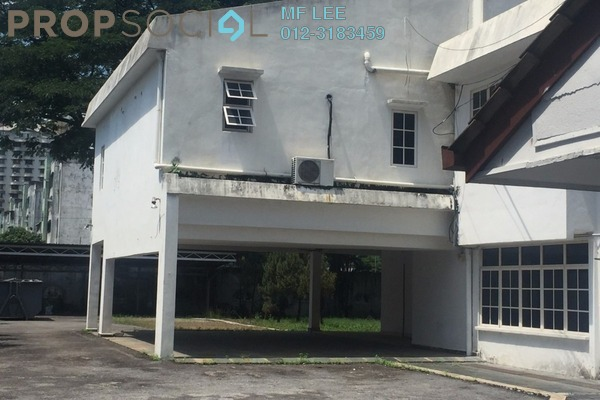 Bungalow For Rent in Taman U-Thant, Ampang Hilir Freehold Semi Furnished 7R/7B 28k