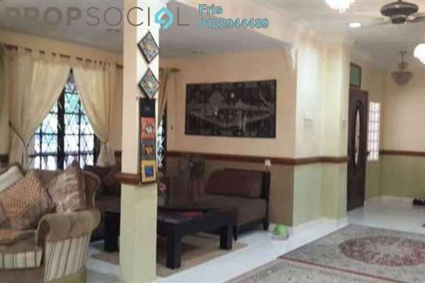 For Sale Semi-Detached at Section 6, Kota Damansara Leasehold Semi Furnished 5R/4B 1.7m