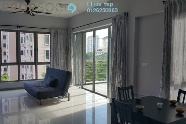 For Sale Condominium at The Maple, Sentul Freehold Semi Furnished 3R/3B 950k