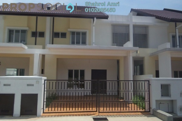 Terrace For Sale in Puncak Bestari, Puncak Alam Leasehold unfurnished 3R/4B 609k